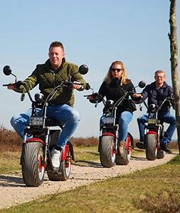 E-Chopper tour Delft
